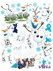 Olaf™ kerstmis raamdecoraties