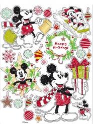 Retro Mickey™ raamdecoraties