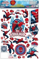 Ultimate Spiderman™ raam decoraties