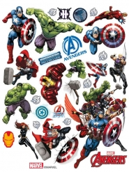 Avengers™ superhelden raamdecoraties