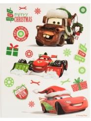 Cars™ raam decoraties voor kerst