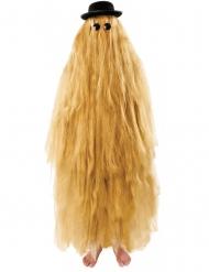 Lange haren kostuum voor volwassenen