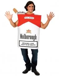 Sigaret pakje kostuum voor volwassenen
