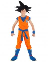 Dragon Ball Z™ Saiyan Goku kostuum voor kinderen
