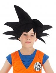 Dragon Ball Z™ Saiyan Goku pruik voor kinderen