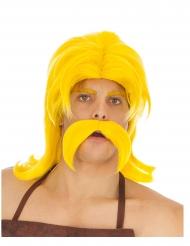 Hoefnix™ Asterix en Obelix™ pruik en snor