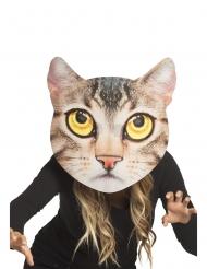 Enorm kattenmasker voor volwassenen