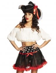 Piraten onderrok voor vrouwen