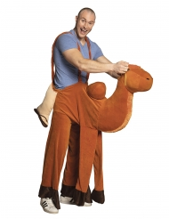 Op de rug van een dromedaris kostuum voor volwassenen