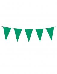 Groene mini vlaggetjesslinger