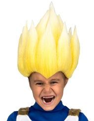 Super Saiyan Vegeta Dragon Ball™ pruik voor kinderen