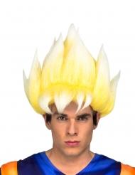 Goku Dragon Ball™ Super Saiyan pruik voor volwassenen