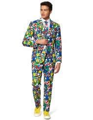 Mr. Super Mario™ Opposuits™ kostuum voor volwassenen