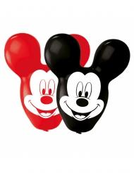 4 latex Mickey™ grote oren ballonnen