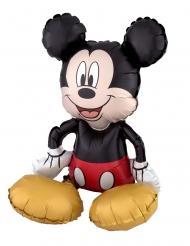 Aluminium zittende Mickey Mouse™ ballon