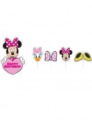 17 Minnie Mouse™ verjaardagskaarsjes