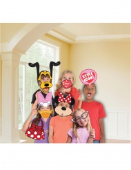 Grappige Minnie Mouse™ photobooth set