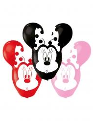 4 latex Minnie™ grote oren ballonnen