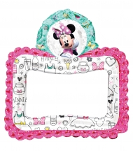 Aluminium Minnie Mouse™ kader ballon