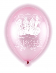 5 latex Disney Princess™ ballonnen