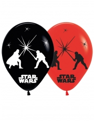 5 latex Star Wars™ LED ballonnen