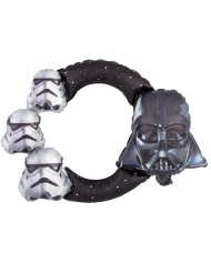 Aluminium Stormtrooper™ en Darth Vader™ ballon