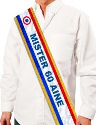 Driekleurige Mister 60 aine sjaal