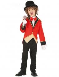 Circus dompteur outfit voor jongens