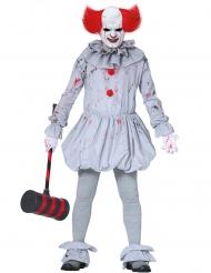 Clown moordenaar kostuum voor mannen