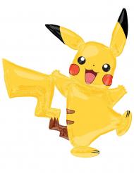 Aluminium Pokemon Pikachu ballon