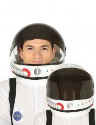 Astronaut helm met afneembaar vizier voor volwassenen