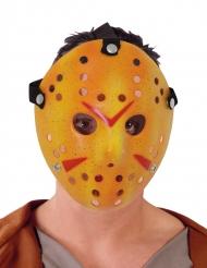 Wit seriemoordenaar hockey masker voor volwassenen