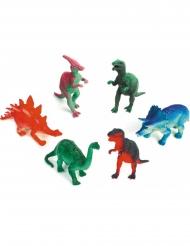 1 dinosaurus figuurtje voor pinata