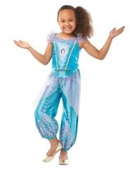 Klassiek Aladdin Prinses Jasmijn™ kostuum voor meisjes