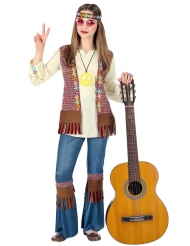 Love and Peace hippie outfit voor meisjes