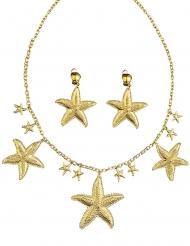 Zeemeermin juwelen set voor vrouwen