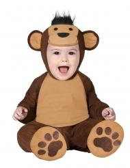 Grappige kleine aap kostuum voor baby