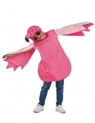 Roze flamingo outfit voor meisjes