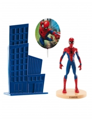 Spiderman™ taart decoratie set
