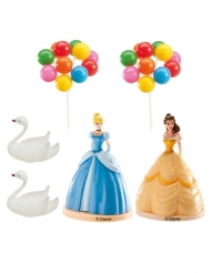 Disney Princesses™ plastic taart set