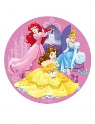 Eetbare Disney Princesses™ schijf