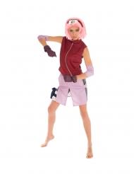 Naruto™ Sakura Haruno kostuum voor vrouwen