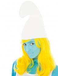 Smurfin™ muts voor volwassenen