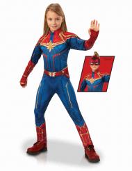 Luxe Captain Marvel™ kostuum voor meisjes