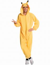 Klassiek Pikachu™ pak voor volwassenen