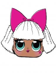 Kartonnen Diva LOL Surprise™ masker