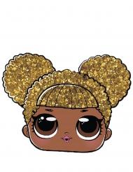 Kartonnen Queen B LOL Surprise™ masker