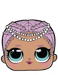 Kartonnen Merbaby LOL Surprise™ masker
