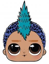 Kartonnen Punk Boy LOL Surprise™ masker