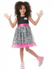 Klassiek Diva LOL Surprise™ kostuum voor kinderen